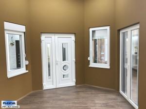 Plastal prozori i vrata - salon 15a