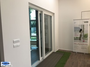 Plastal prozori i vrata - salon 16