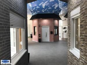 Plastal prozori i vrata - salon 3