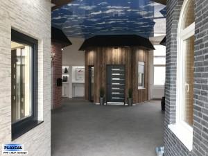 Plastal prozori i vrata - salon 7